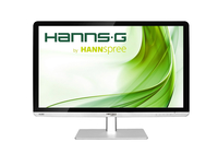 "Hannspree Hanns.G HU282PPS 28"" Silber, Schwarz 4K Ultra HD LED display (Silber, Schwarz)"
