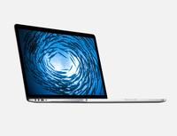Apple MacBook Pro 2.2GHz 15.4Zoll 2880 x 1800Pixel Silber Notebook (Silber)