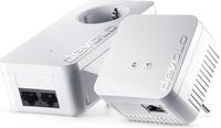 Devolo dLAN 550 WiFi Starter Kit (Weiß)