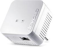 Devolo dLAN 550 WiFi Einzeladapter (Weiß)