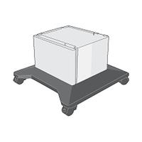 HP LaserJet Printer Cabinet (Grau)