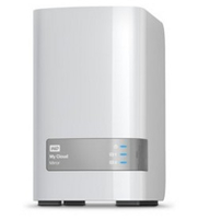 Western Digital My Cloud Mirror Gen 2 4TB (Silber)