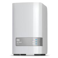 Western Digital My Cloud Mirror Gen 2 8TB (Grau, Weiß)