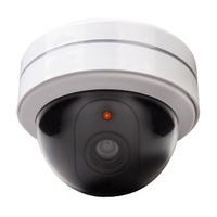 Xavax 00111992 Sicherheitskamera-Attrappe (Weiß)