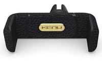 Kenu Airframe+ Leather Edition Passiv Schwarz Halterung (Schwarz)