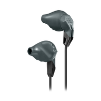 JBL Grip 200 Stereophonisch im Ohr Schwarz, Grau (Schwarz, Grau)