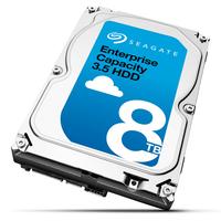 Seagate Enterprise 8TB Festplatte 8000GB SATA Interne Festplatte