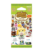 Nintendo Amiibo Carte Animal Crossing Serie 1 (Mehrfarbig)