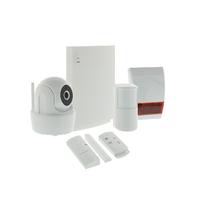 König SAS-CLALARM10 Sicherheit Kameras (Weiß)