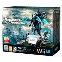 Nintendo Xenoblade Chronicles X Wii U Premium Pack (Schwarz)