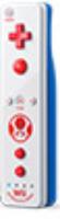 Nintendo Wii Remote Plus Toad (Weiß)