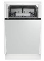 Beko DIS28020 Vollständig integrierbar 10Stellen A++ Spülmaschine