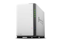 Synology DS216SE Speicherserver (Weiß)