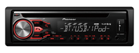 Pioneer DEH-4800BT car media receiver (Schwarz)