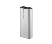 GP Batteries Portable PowerBank FN05M (Silber)
