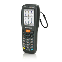 Datalogic Memor X3 2.4Zoll 240 x 320Pixel Touchscreen 233g Grau Handheld Mobile Computer (Grau)