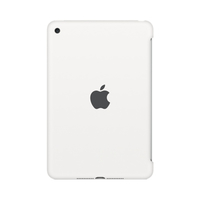 Apple iPad mini 4 Silikon Case – Weiß (Weiß)