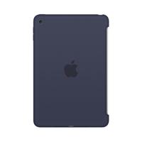 Apple iPad mini 4 Silikon Case – Mitternachtsblau (Blau)