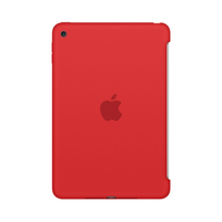 Apple iPad mini 4 Silikon Case – Rot (Rot)