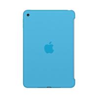 Apple iPad mini 4 Silikon Case – Blau (Blau)