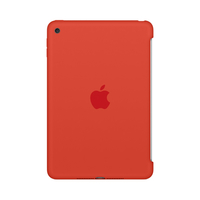 Apple iPad mini 4 Silikon Case – Orange (Orange)