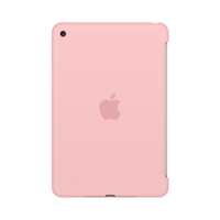 Apple iPad mini 4 Silikon Case – Pink (Pink)