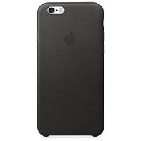 Apple iPhone 6s Leder Case – Schwarz (Schwarz)