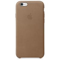 Apple iPhone 6s Leder Case – Braun (Braun)