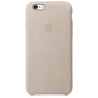 Apple iPhone 6s Leder Case – Roségrau (Pink, Grau)