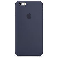 Apple iPhone 6s Silikon Case – Mitternachtsblau (Blau)