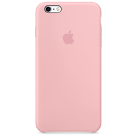 Apple iPhone 6s Silikon Case – Pink (Pink)