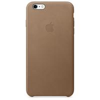 Apple iPhone 6s Plus Leder Case – Braun (Braun)
