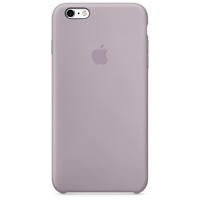 Apple iPhone 6s Plus Silikon Case – Lavendel (Lila)