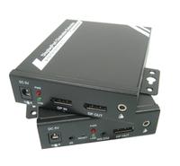 Digitus DisplayPort over IP Extender (Schwarz)
