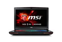 MSI Gaming GT72S-6QEG16SR421BW (Dominator Pro G) (Schwarz)