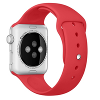 Apple MLDJ2ZM/A Uhrenarmband (Rot)