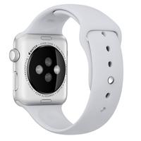 Apple MLJU2ZM/A Uhrenarmband (Weiß)