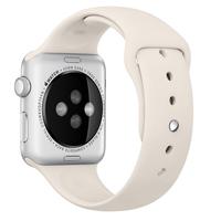 Apple MLL12ZM/A Uhrenarmband (Weiß)
