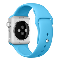 Apple MLDA2ZM/A Uhrenarmband (Blau)