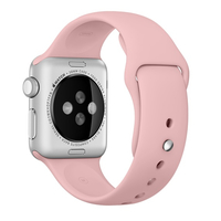 Apple MLDG2ZM/A Uhrenarmband (Pink)
