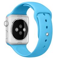 Apple MLDL2ZM/A Uhrenarmband (Blau)