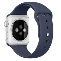 Apple MLL02ZM/A Uhrenarmband (Blau)