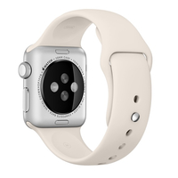 Apple MLKU2ZM/A Uhrenarmband (Weiß)