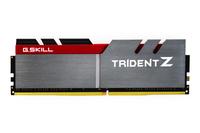 G.Skill 8GB DDR4 (Grau, Schwarz, Rot)