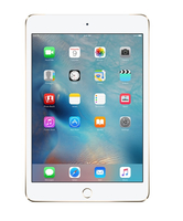 Apple iPad mini 4 128GB Gold Tablet (Gold)