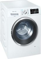Siemens WD15G490 Wasch-Trockner (Weiß)