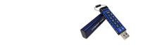 iStorage datAshur Pro 256-bit 8GB (Blau)