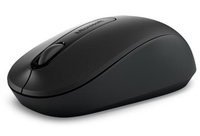 Microsoft Wireless Mouse 900 (Schwarz)