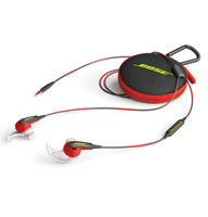 Bose 741776-0040 Mobile Kopfhörer (Rot, Schwarz)