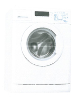 Bauknecht WA Care 724 PS Freestanding 7kg 1400RPM A+++ White Front-load (Weiß)